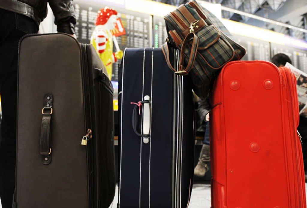 Места багажа