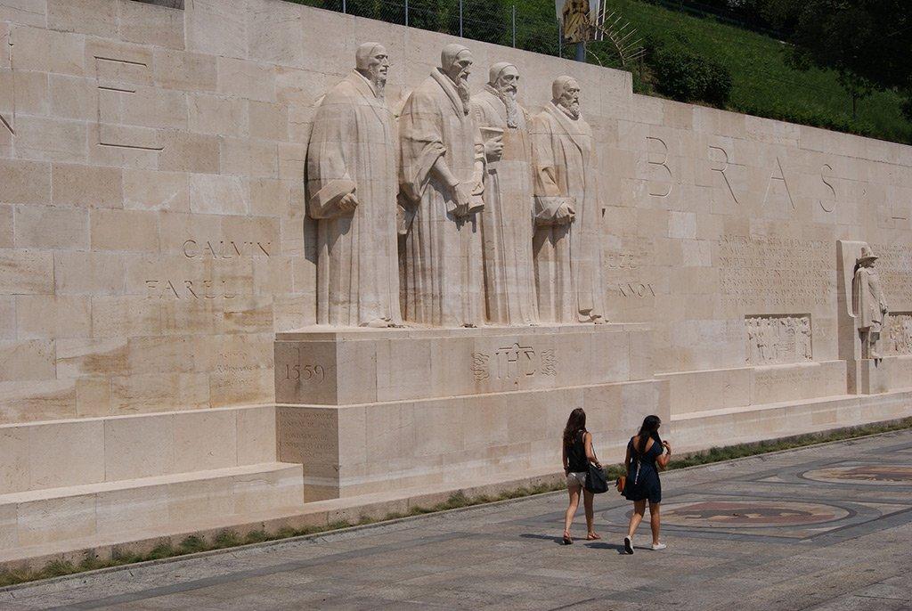 Стена Реформации