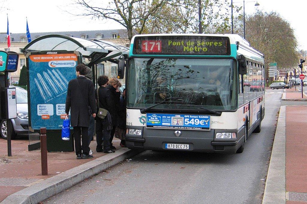 Автобус 171