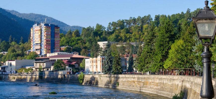 Как добраться из Тбилиси в Боржоми