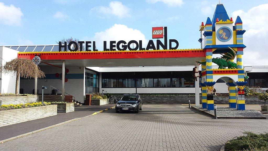 Отель Леголенд