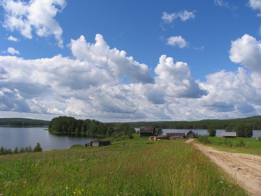 Калевальский парк