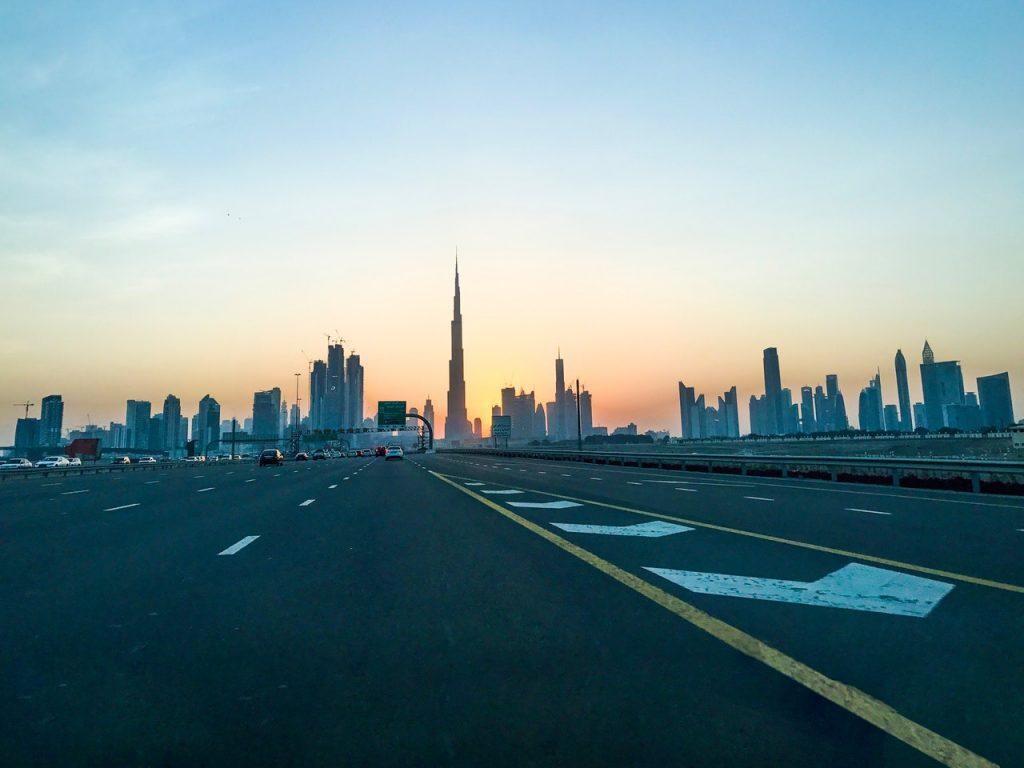 Башня Burj-Khalifa