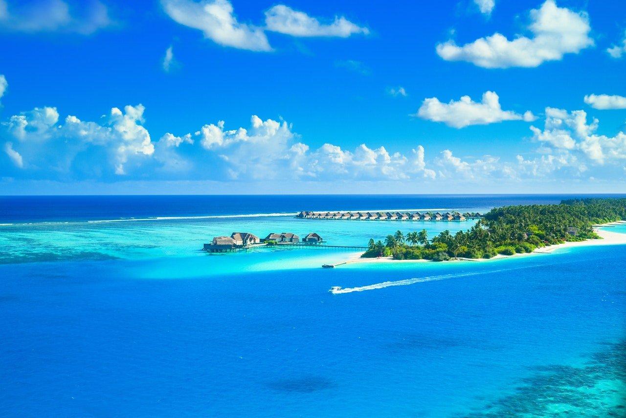 Красота Мальдив