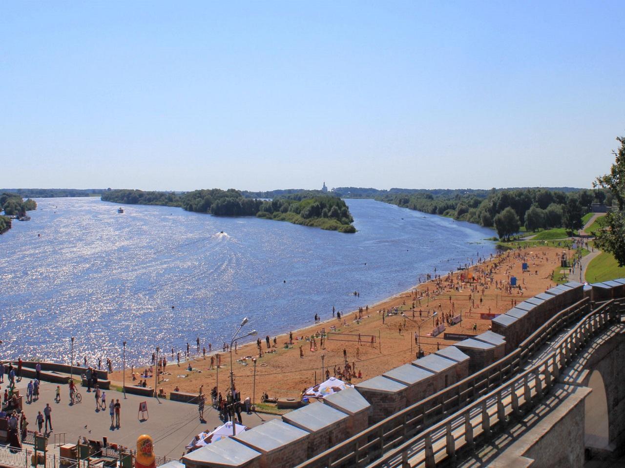 Кремлевский пляж