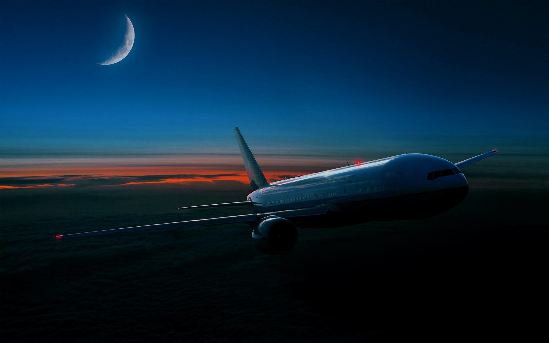 Ночной полет