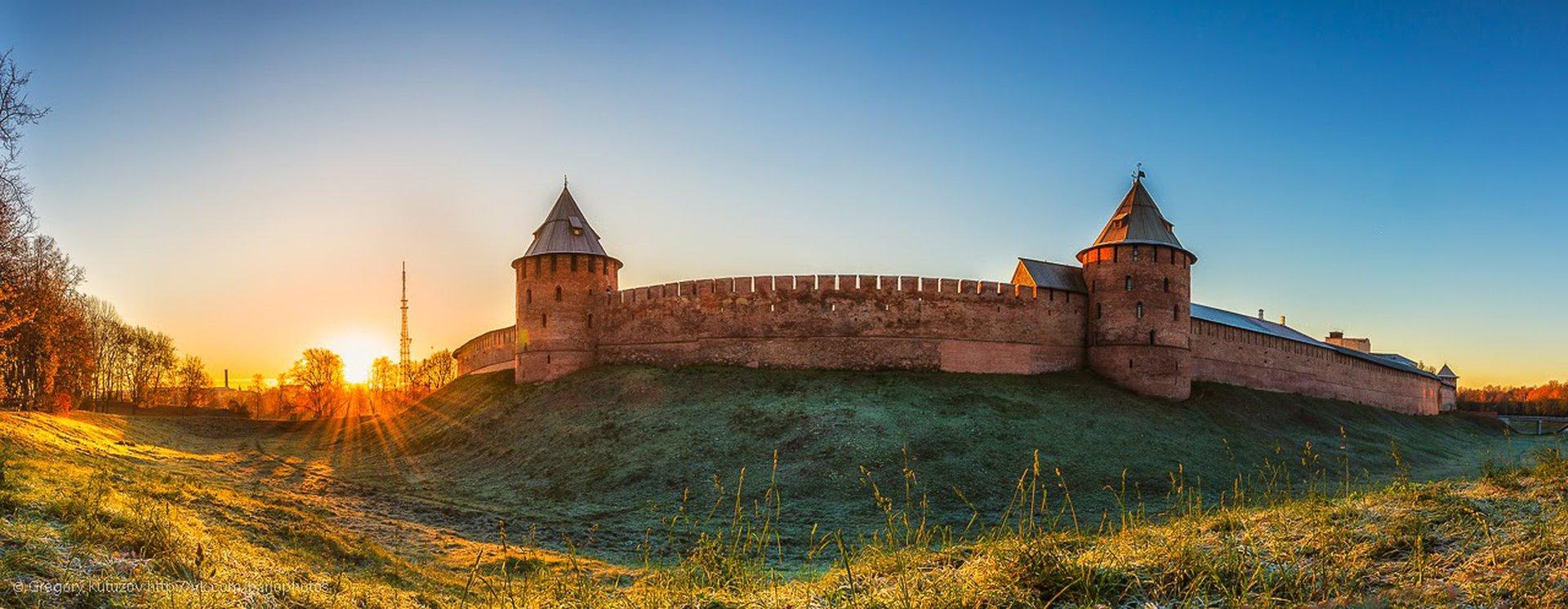 Великий Новгород : что посмотреть за 1 день