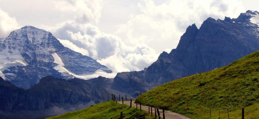 Швейцария - панорама