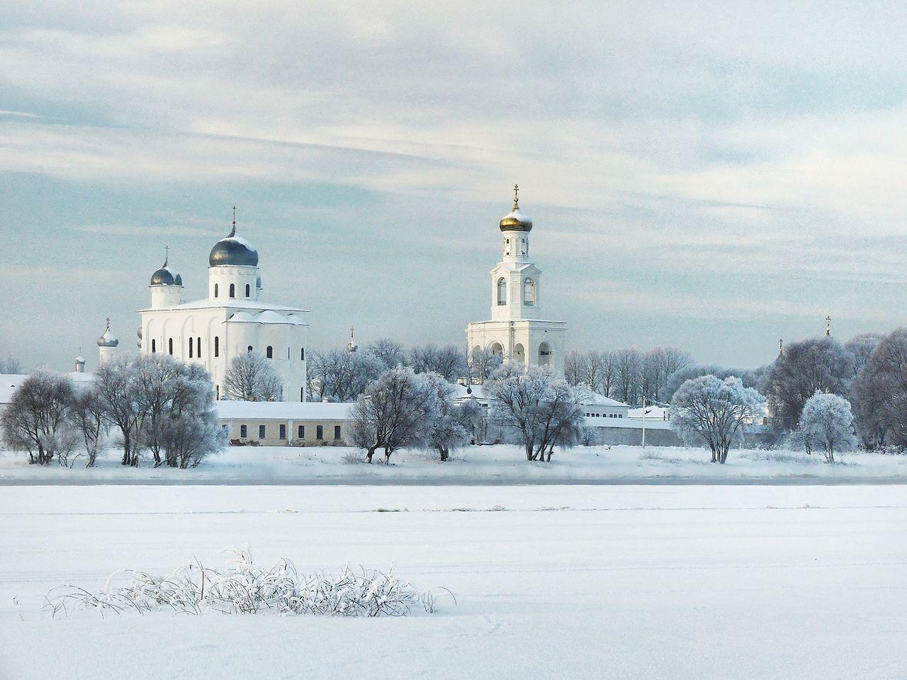 Свято-Юрьевский монастырь