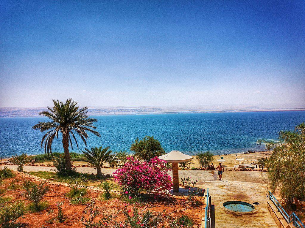 Красное море Йордания