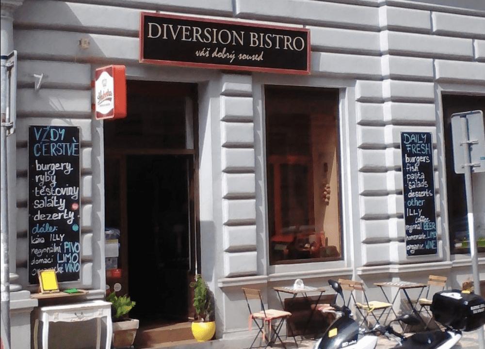 Diversion Bistro