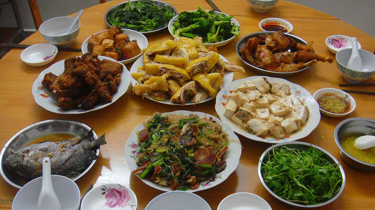 Еда в Хайнане