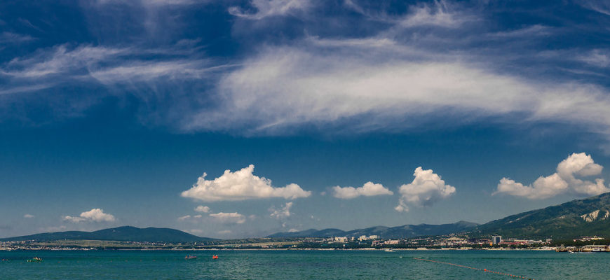 Панорама Геленджика