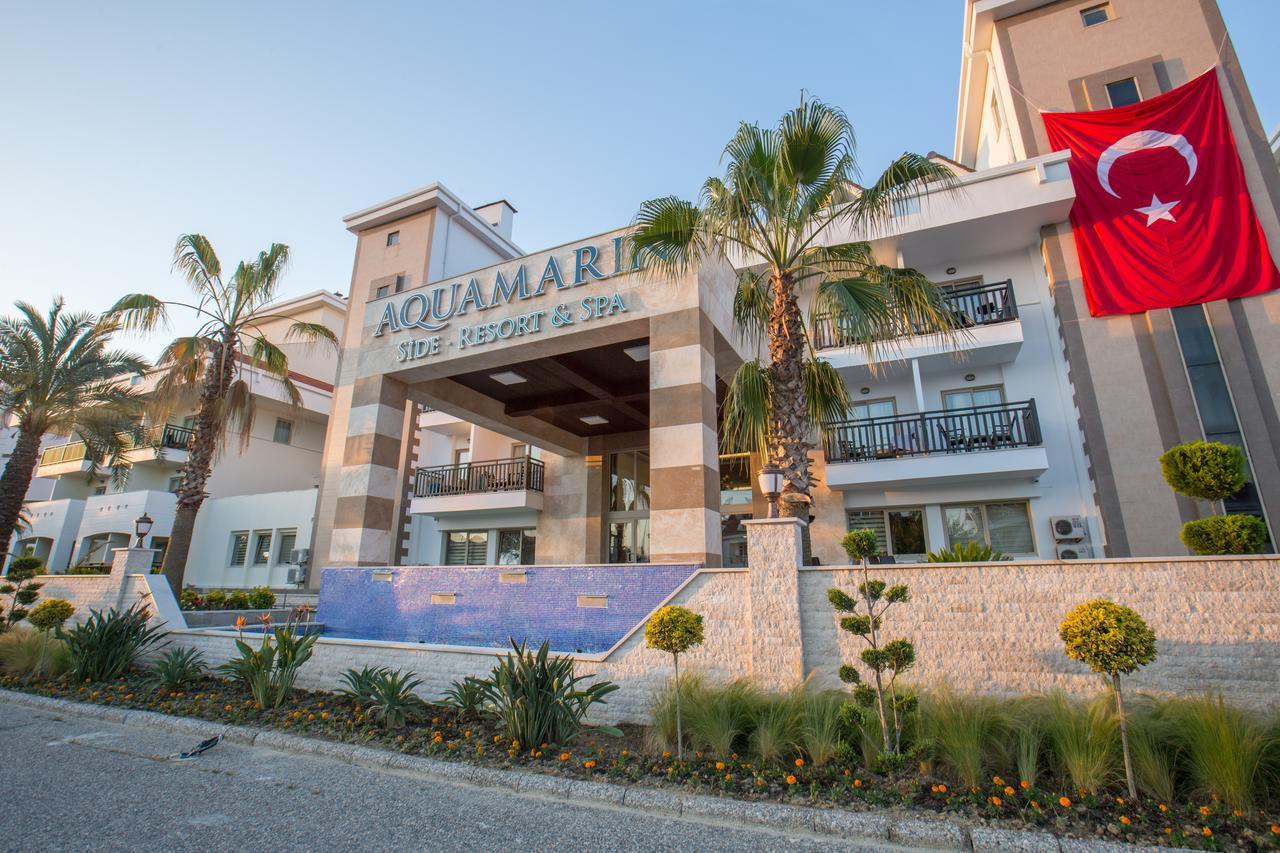 Side Aquamarin Resort