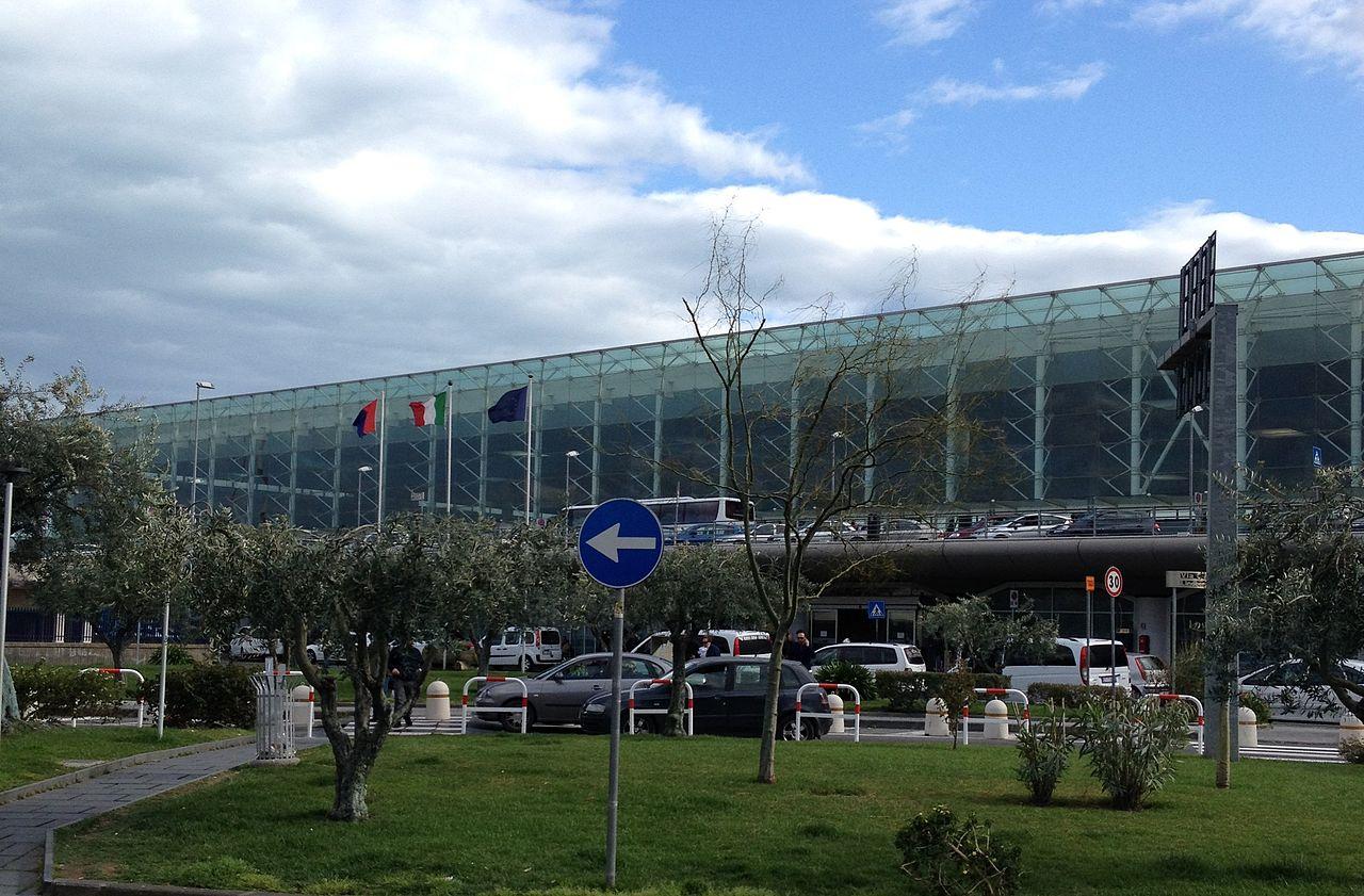 Аэропорт в Катании