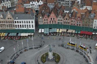Достопримечательности Брюгге - что посмотреть?