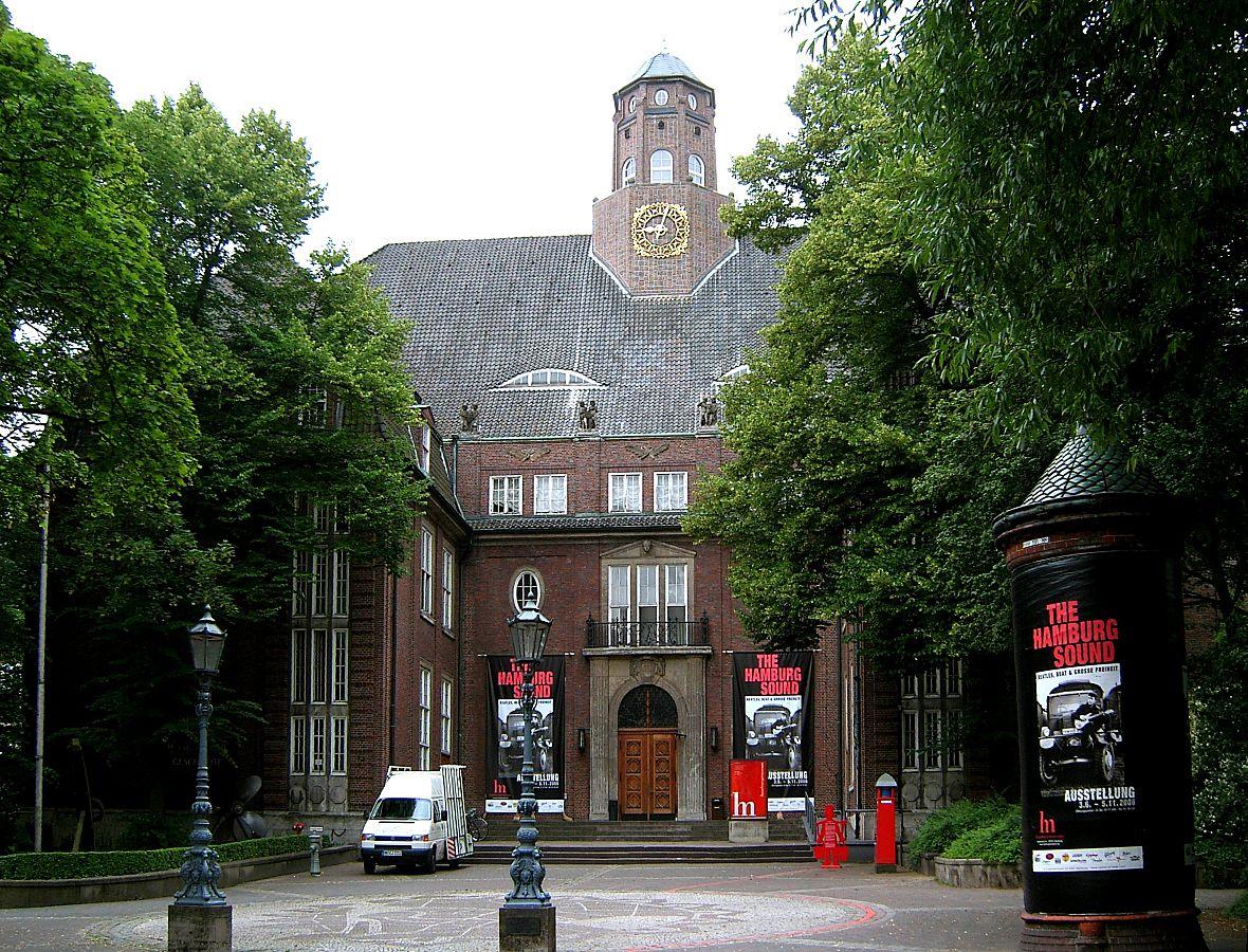 Музей истории в Гамбурге