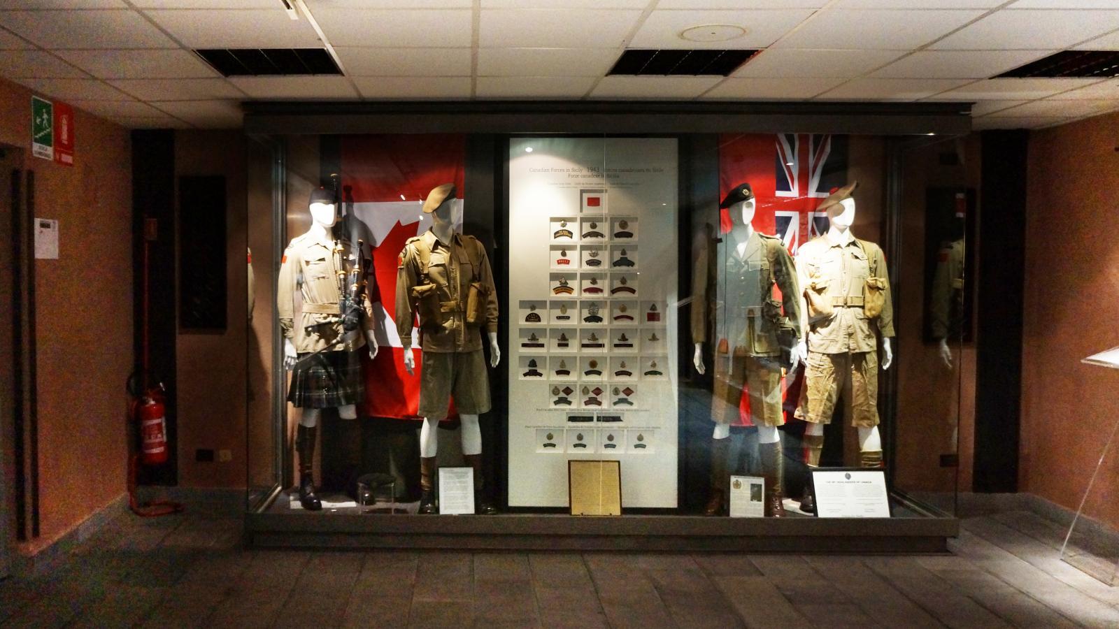 Музей высадки союзных войск
