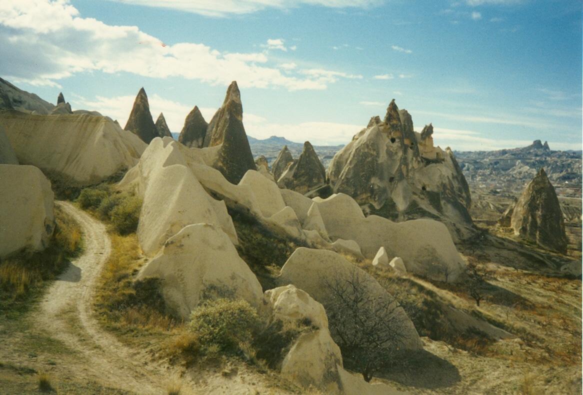 Национальный парк Гереме