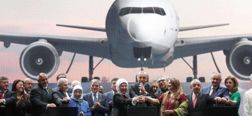 Как добраться из нового аэропорта Стамбула?