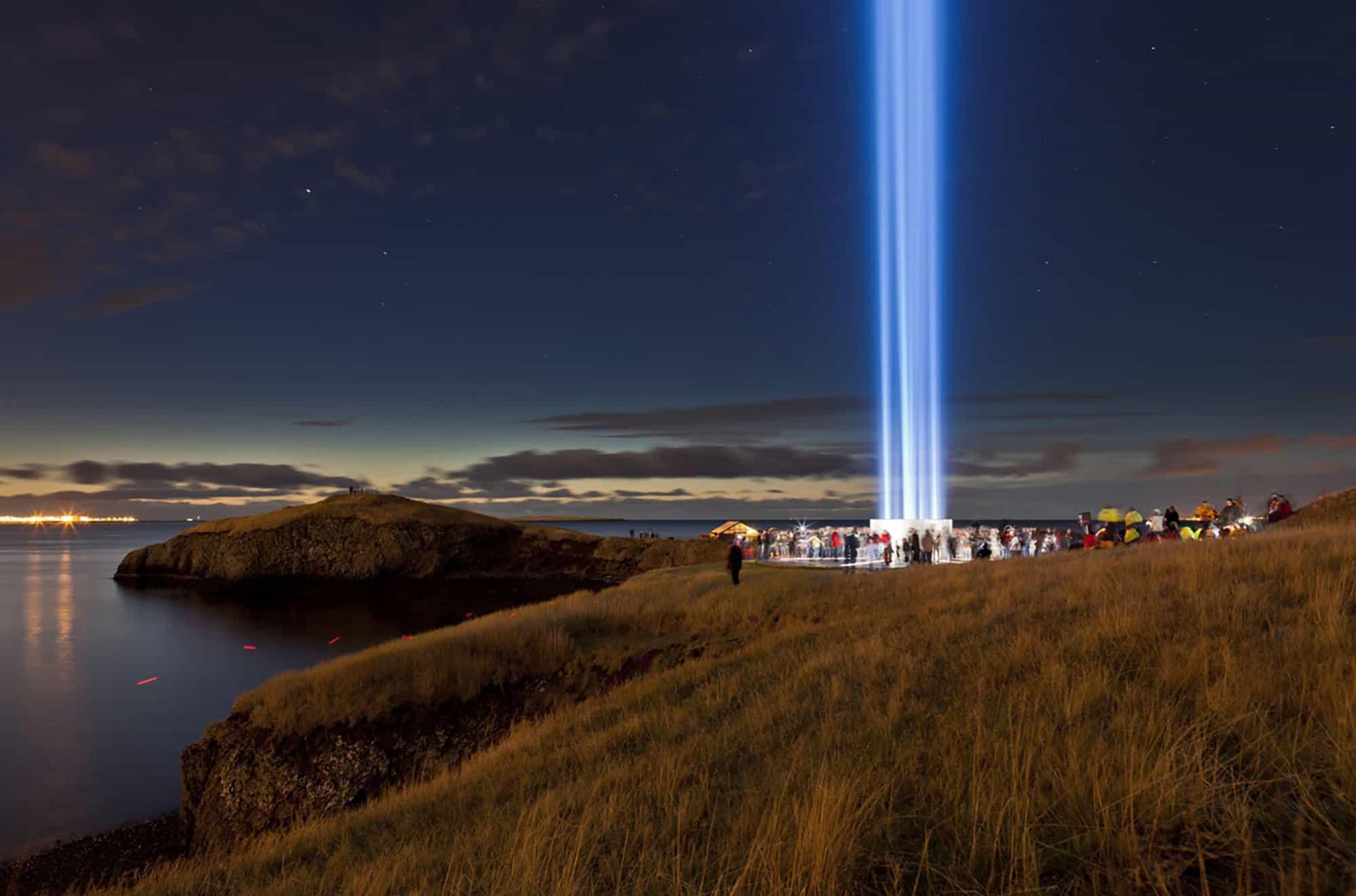 Башня Imagine Peace