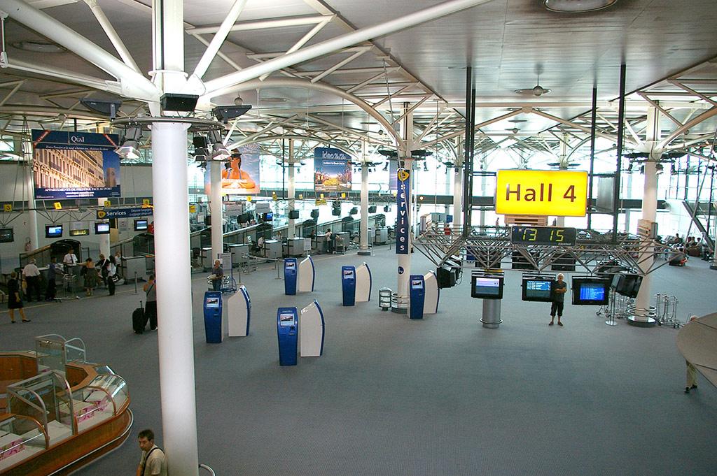 Аэропорт Прованс