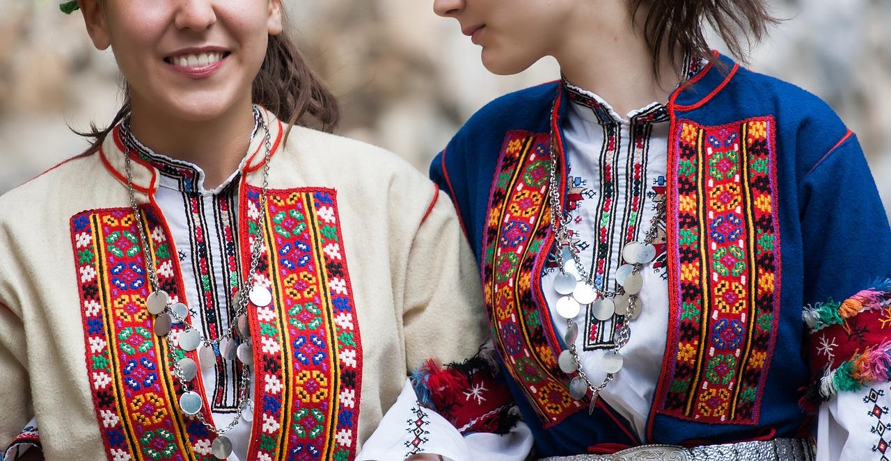 Болгарский народный костюм
