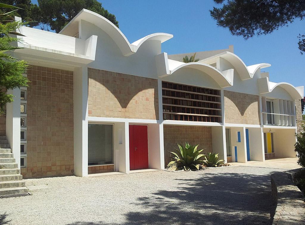 Дом Хуана Миро