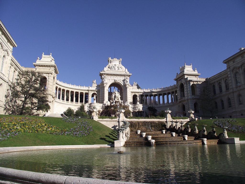 Дворец воды