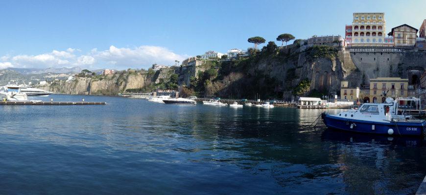 Как добраться из Неаполя в Сорренто