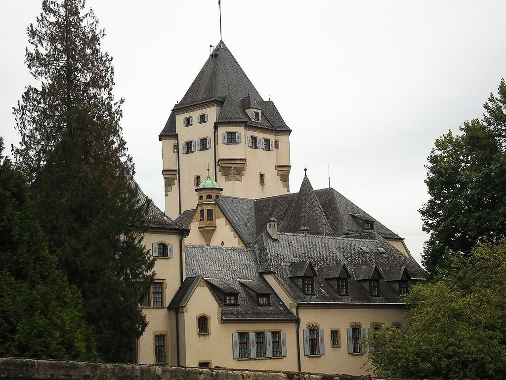 Кольмар-Бергский замок