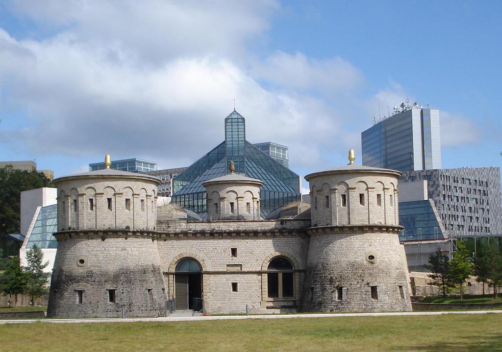 Крепость Три желудя