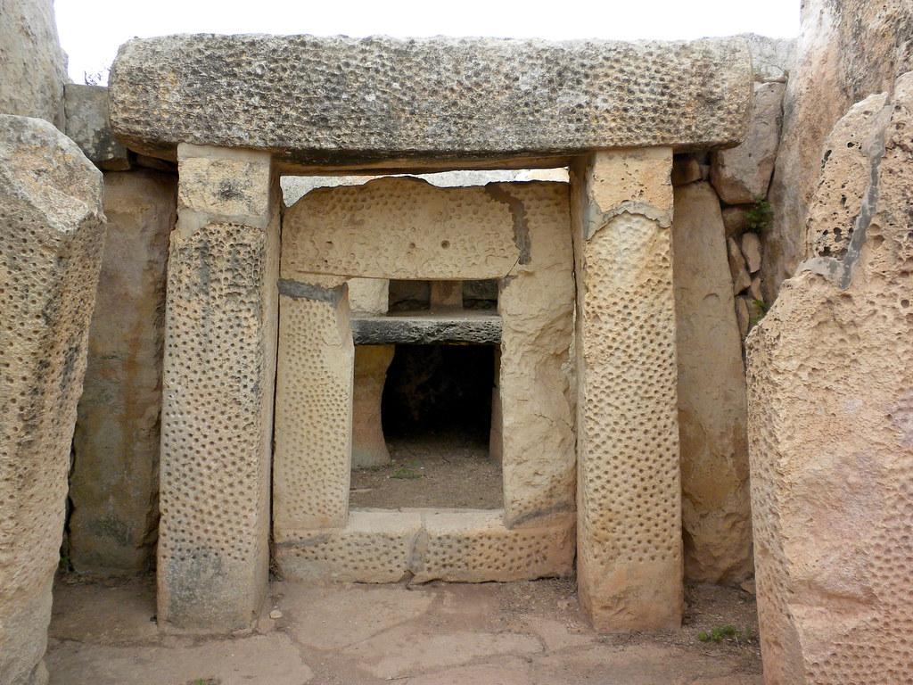 Мегалитический храмовый комплекс Майдра