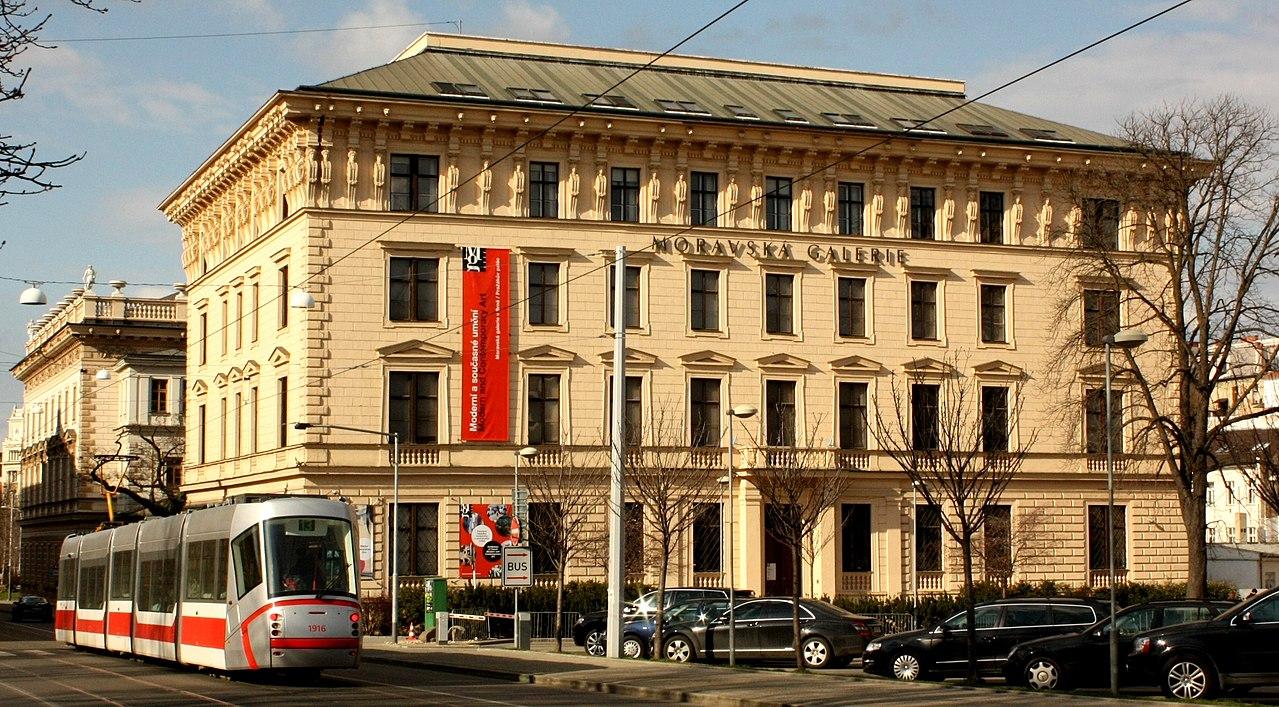 Моравская галлерея