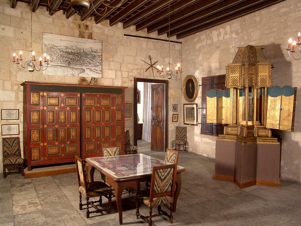 Музей старого Монпелье