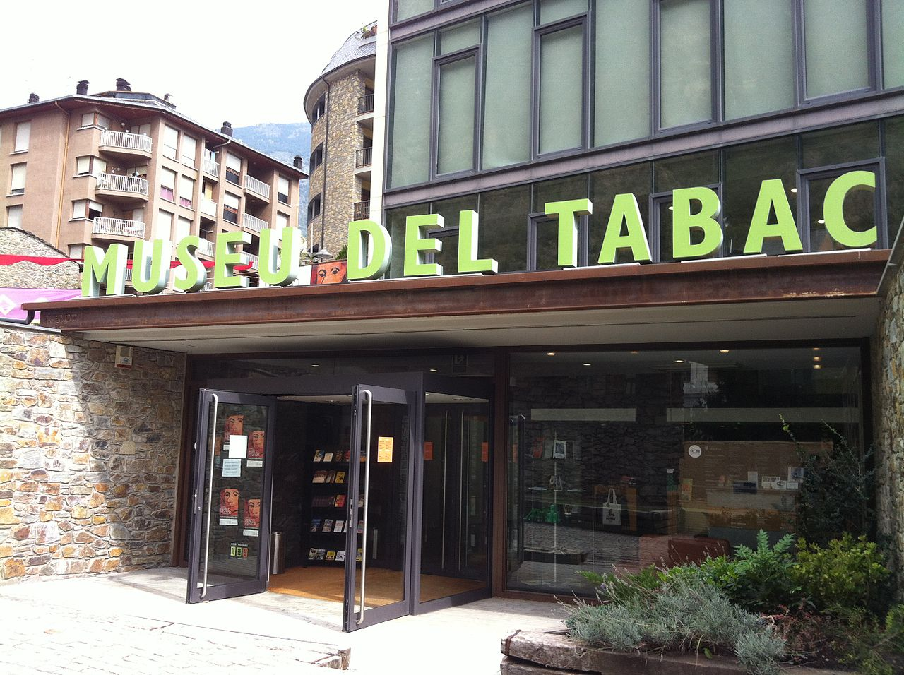 Музей табака в Андорре