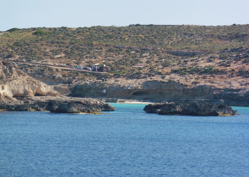 Остров Комино