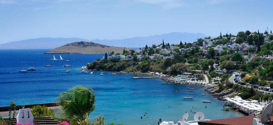 Отдых на Эгейском море в Турции