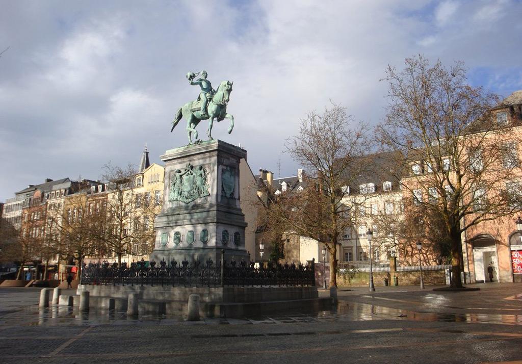 Памятник Вильгельму