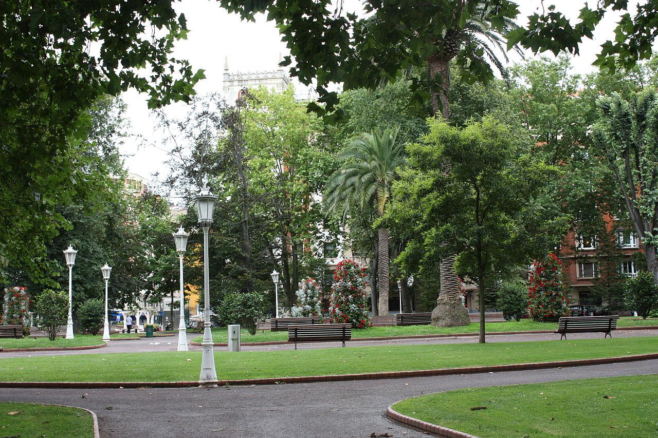 Парк Донья-Касильда