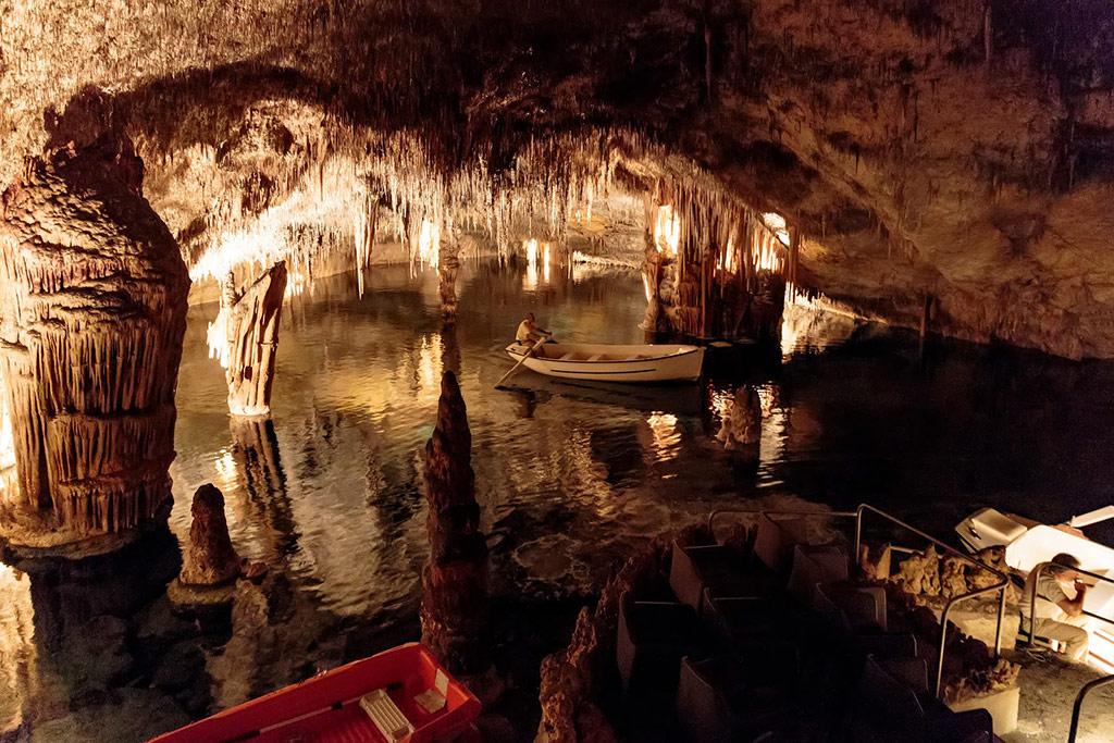 Пещеры драконов