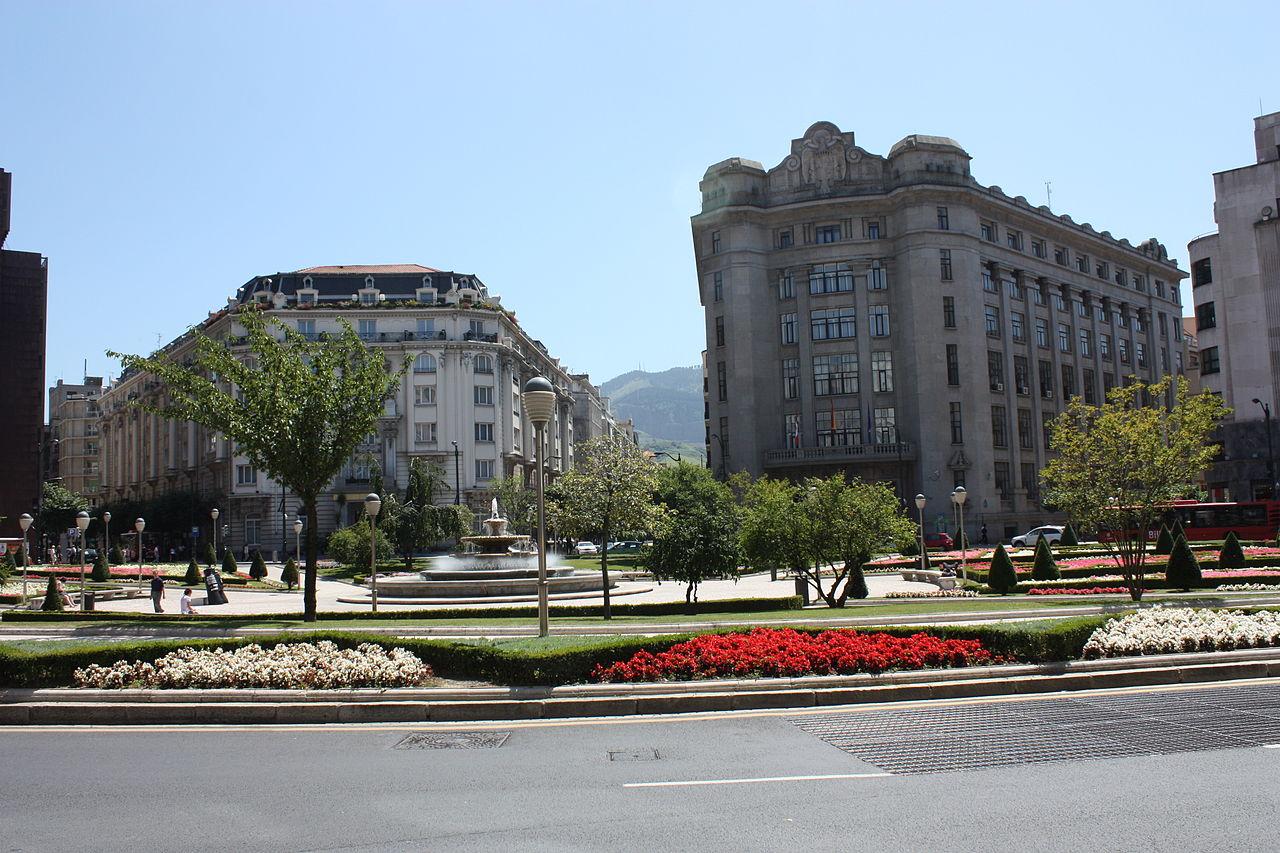 Площадь Федерико Моуйя