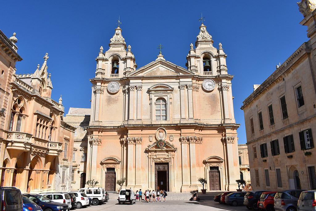 Собор на Мальте