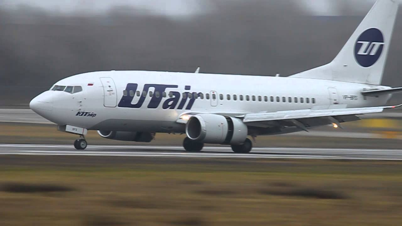 Боинг 737-500 (Ютэйр)
