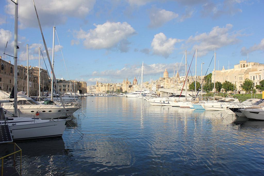 Яхты на Мальте