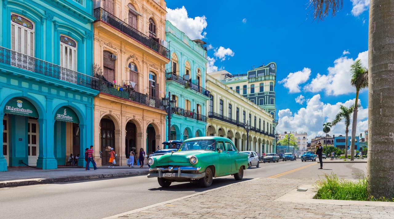 Архитектура на Кубе