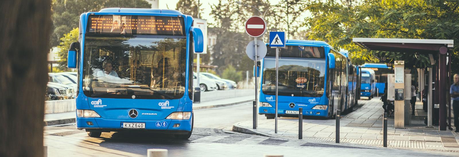 Транспорт в Ларнаке