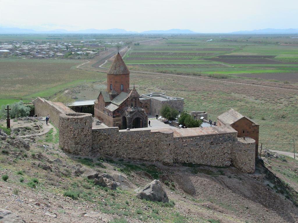 Монастырь Хор Вирал