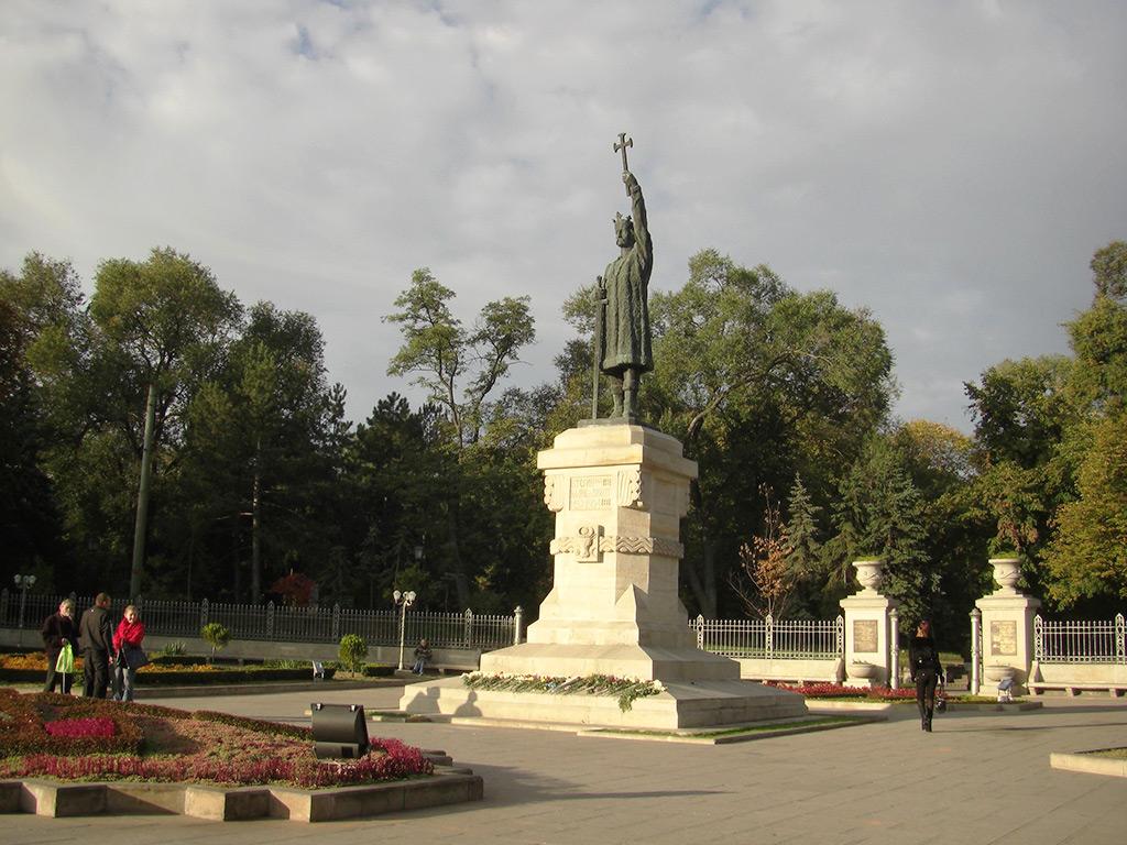 Памятник Штефану Великому