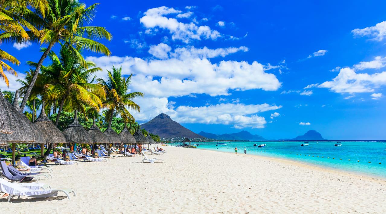 Пляж Маврикий